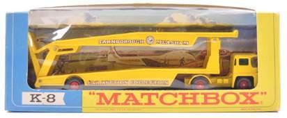 Matchbox King Size K-8 Car Transporter Die-Cast Vehicle