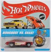 Hot Wheels Red Line Tom McEwen Mongoose vs Snake