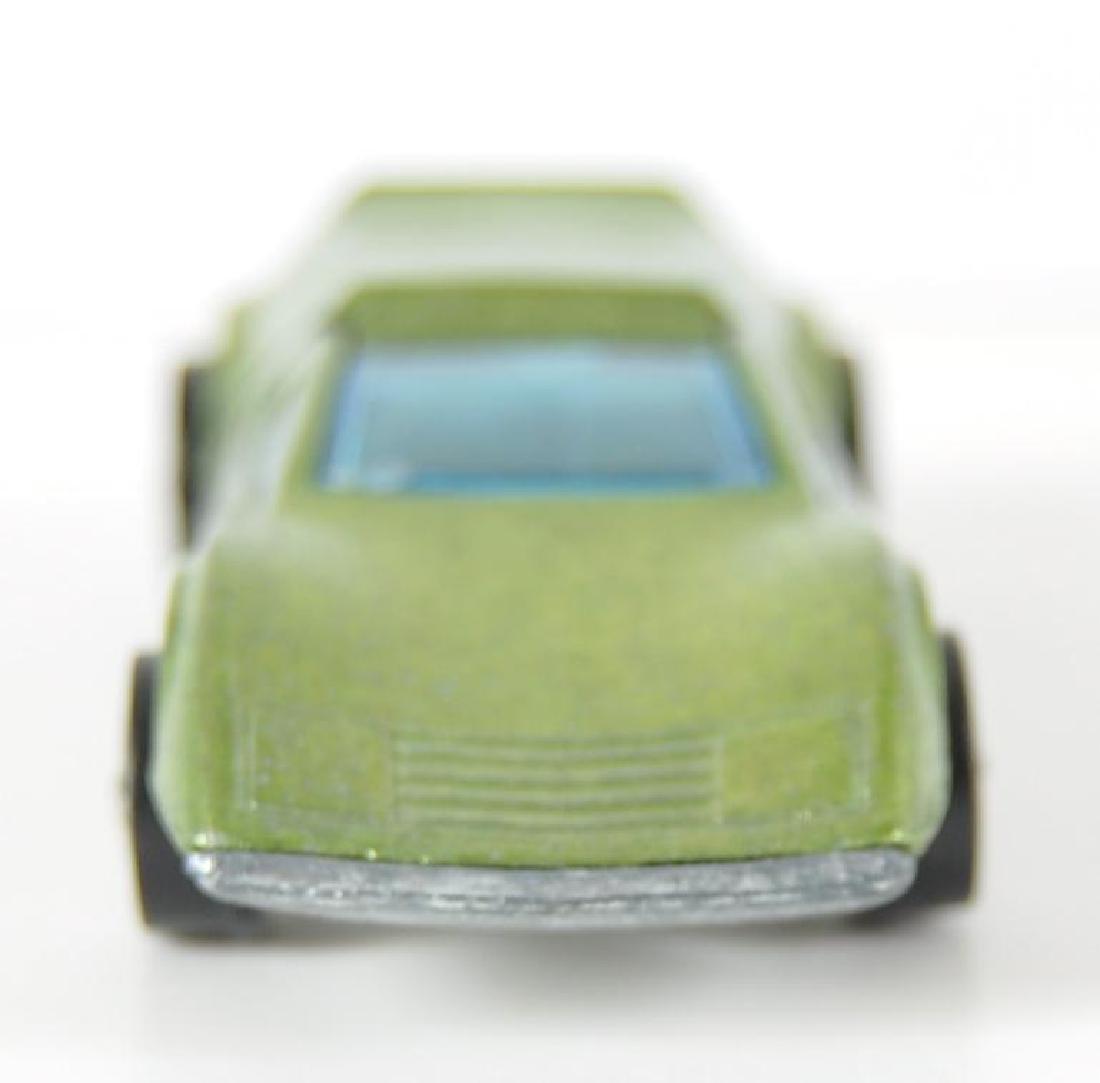 Hot Wheels Redline Lime Green Tri-Baby Die-Cast Car - 2