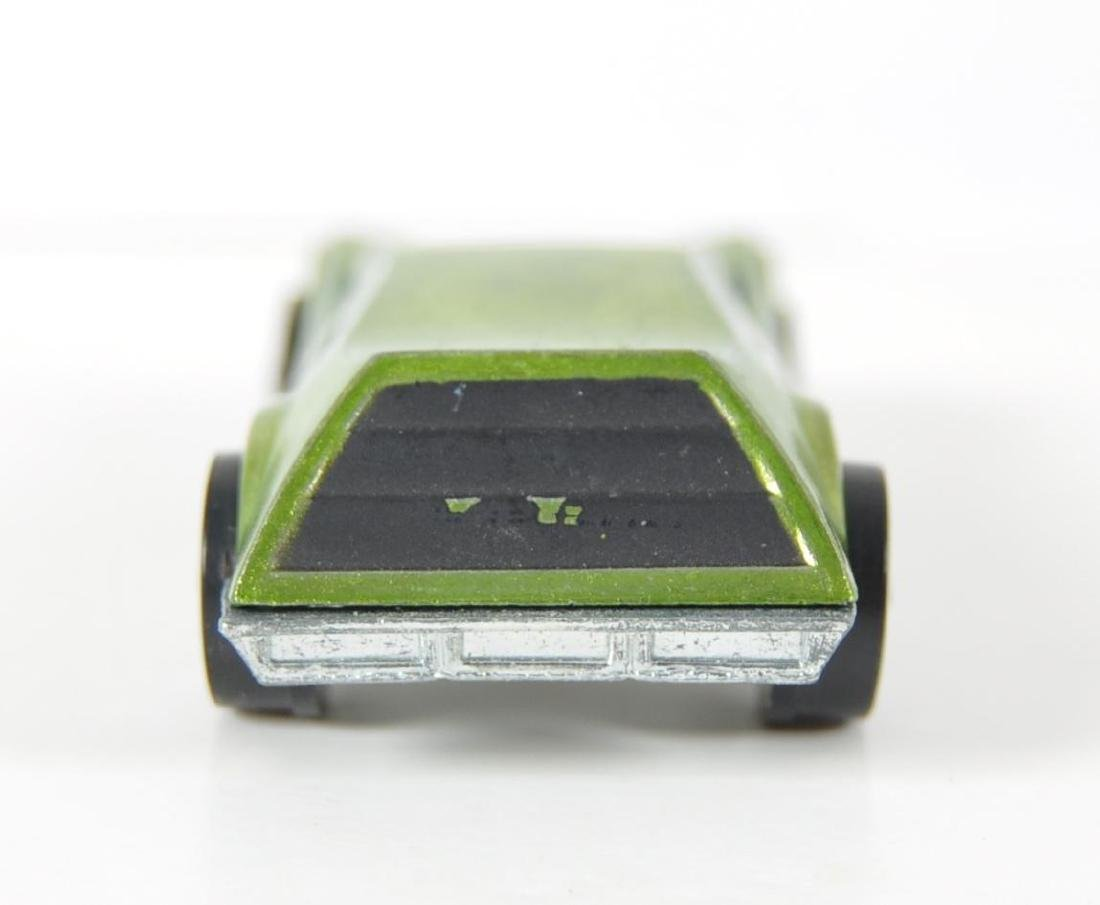 Hot Wheels Redline Lime Green Tri-Baby Die-Cast Car - 4