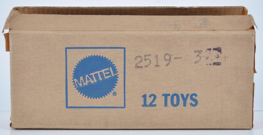Full Shipping Box of Mattel Hot Wheels Action Command