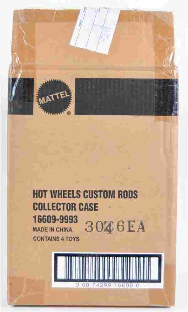 Full Shipping Box of Mattel Hot Wheels Custom Rods