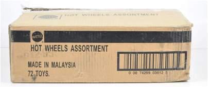 Full Shipping Box of Mattel Assorted 1995 Hot Wheels