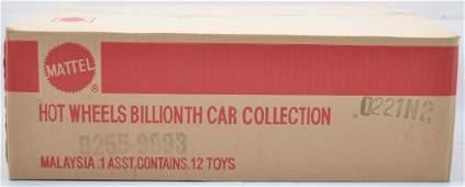 Full Shipping Box of Mattel Hot Wheels Billionth Car