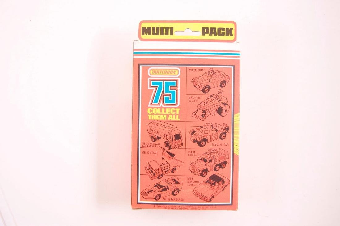 Matchbox 75 MP-1 Multi Pack in Original Packaging - 4