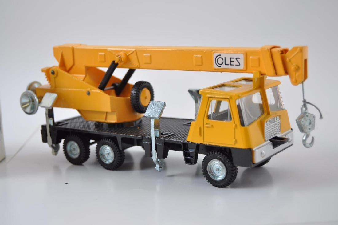 Dinky Toys 980 Coles Hydra Truck 150T Die-Cast Crane - 3