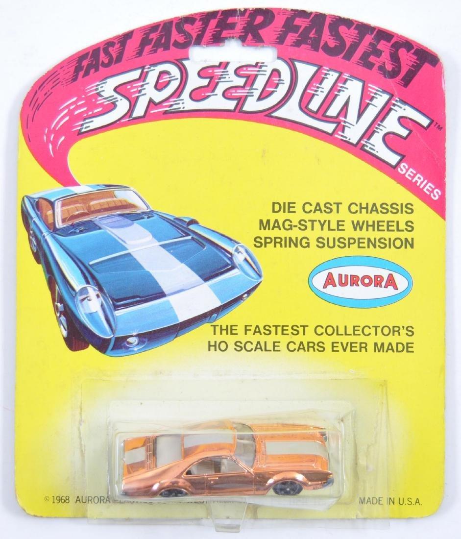 Aurora Speedline Cigar Box Toronado Car in Original