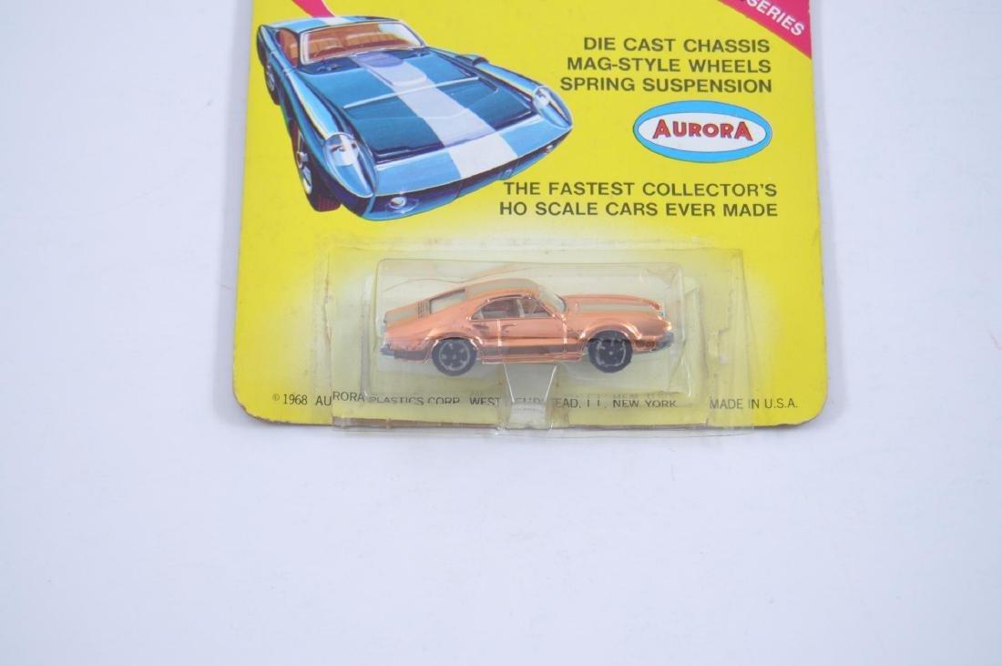 Aurora Speedline Cigar Box Toronado Car in Original - 2