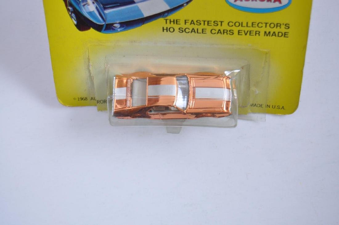 Aurora Speedline Cigar Box Toronado Car in Original - 3