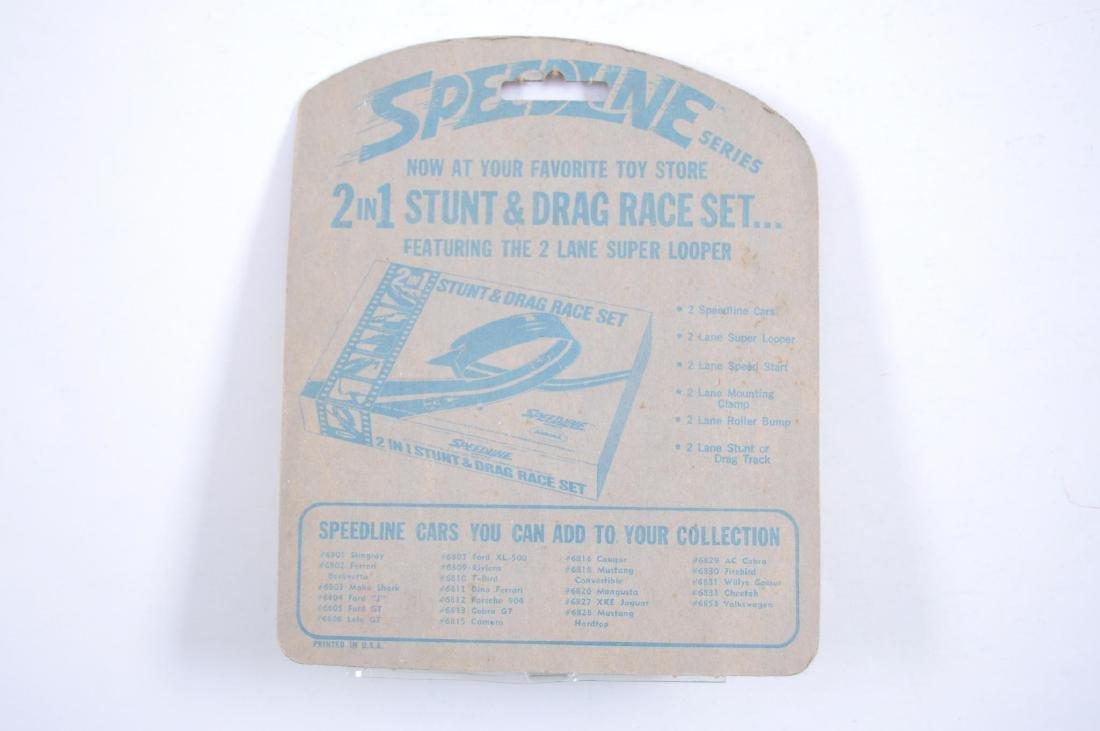 Aurora Speedline Cigar Box Toronado Car in Original - 4