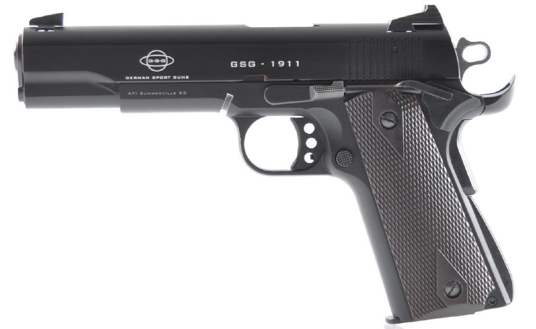 GSG (German Sport Guns) Model GSG-1911 .22 Cal. Semi