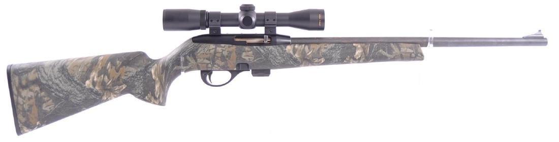 Remington Model 597 .22 LR. Cal. Bolt Action Rifle with
