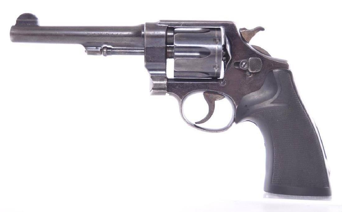 Smith & Wesson Model M1917 1937 Brazilian Contract S&W
