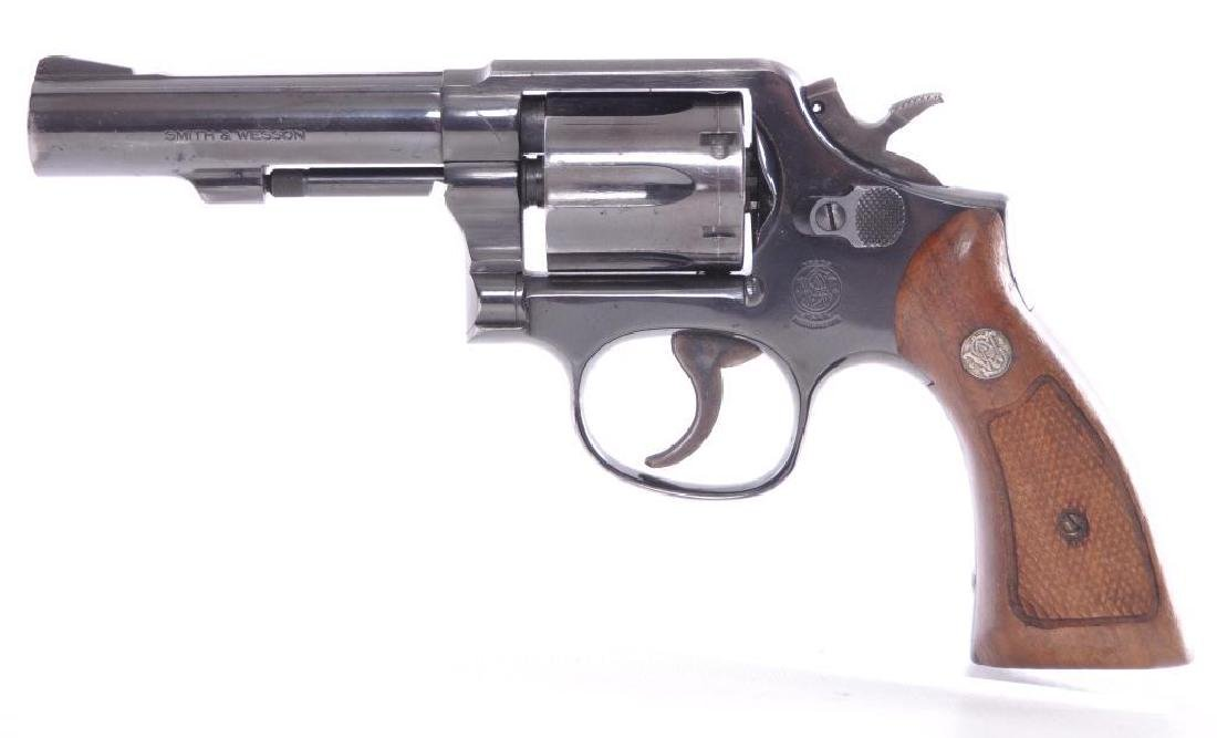 Smith & Wesson Model 10-8 38 S&W Special Revolver