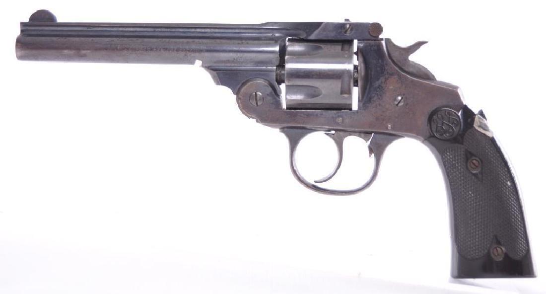 Secret Service Special 38 S&W Cal. Revolver
