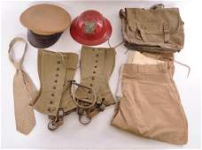Group of WW2 US Military Items