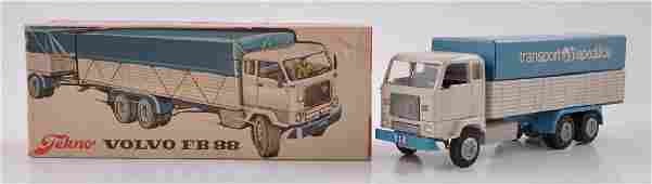 Tekno No 425 Volvo FB88 DieCast Vehicle with Original