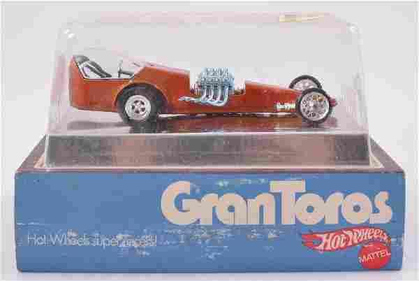 Hot Wheels Gran Toros Torpedo Dragster Die-Cast Car in