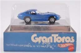 Hot Wheels Gran Toros Toyota 2000 GT Die-Cast Car in