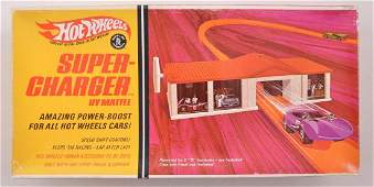 Hot Wheels Super Charger by Mattel in Original Box
