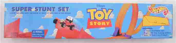 Hot Wheels Toy Story Super Stunt Set in Original Box