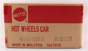 Full Case of 144 Hot Wheels X-T3 Cereal Cars in the