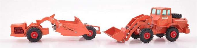 Group of 2 Matchbox King Size Die-Cast Construction