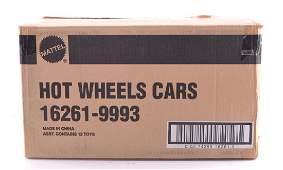 Partially Full Shipping Box of Mattel Hot Wheels