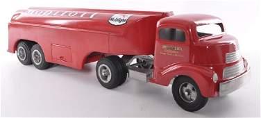 Smith Miller Smitty Toys Mobiloil Pressed Steel