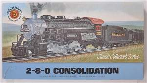 Bachmann Classic Collectors Series 2-8-0 Consolidation
