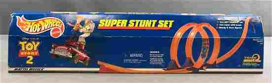 Hot Wheels Super Stunt Set Toy Story 2