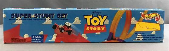Hot Wheels Toy Story Super Stunt Set new in original