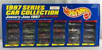 Hot Wheels 1997 Series Car Collection limited edition