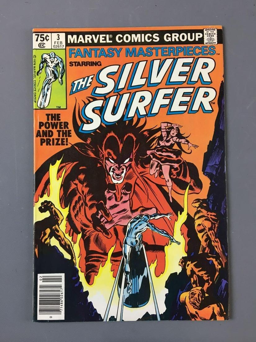 Marvel Comics The Silver Surfer No. 3 Comic