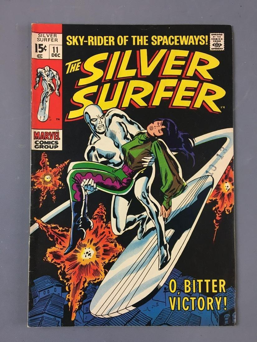 Marvel Comics The Silver Surfer No. 11 Comic