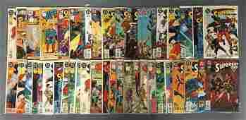 Group of 46 DC Comics Superboy Comic Books