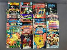 Group of 80+ DC Comic Books