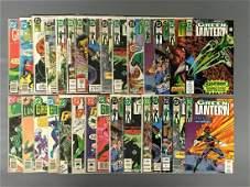 Group of 30 DC Comics Green Lantern Comic Books