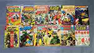 Group of 34 DC & Marvel Comic Books