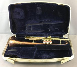 CONN 18H DIRECTOR TROMBONE WITH CASE NO MOUTHPC - Sep 06