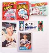 Group of Miscellaneous Baseball Cards