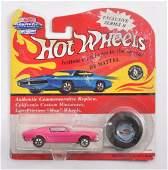1993 Hot Wheels Redline Custom Mustang DieCast Car in