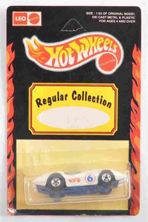 Leo Mattel Hot Wheels Second Wind 9644 Die-Cast Car in