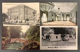 Postcards-Box Lot State Views