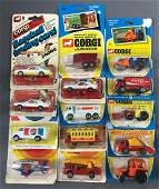 Group of 14 Corgi Toys DieCast Vehicles in Original