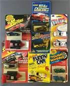 Group of 9 Die-Cast Vehicles in Original Packaging