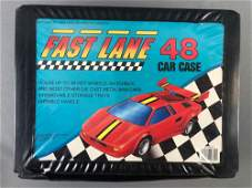 Fast Lane 48 Car Collector Case with 45 Die-Cast