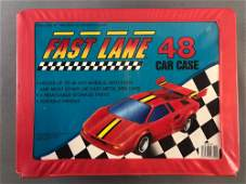 Fast Lane 48 Car Collector Case with 28 Die-Cast