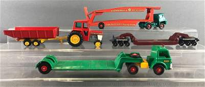 Group of 4 Matchbox King Size and Major Pack Die-Cast