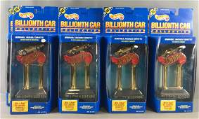 Group of 8 Hot Wheels Billionth Car Collection DieCast